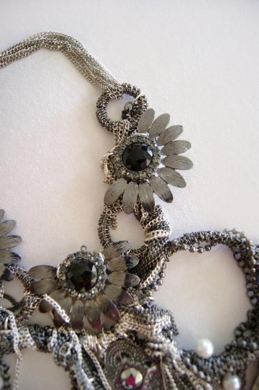 Anita Quansah reclaimed jewelry tribal trashion 8