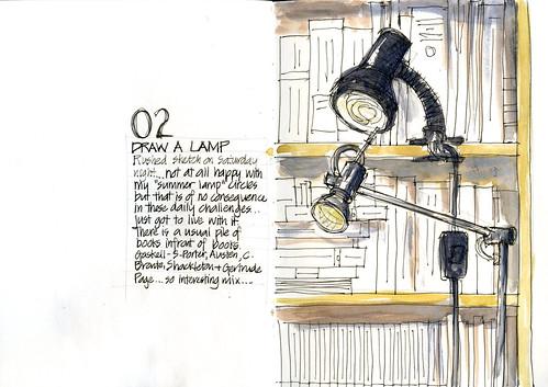 100501 EDM in EDiM 02 Draw a Lamp