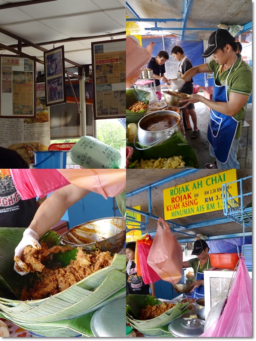 Rojak Ah Chai in Action