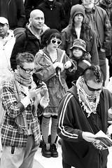 Don't Break My Heart-Shaped Glasses (Carsbring) Tags: canon photography eos sweden stockholm demonstration sergelstorg labour sverige labourday 08 sergel workingclass centralen 500d 1maj norrmalm gatufoto arbetarklassstreetstreet