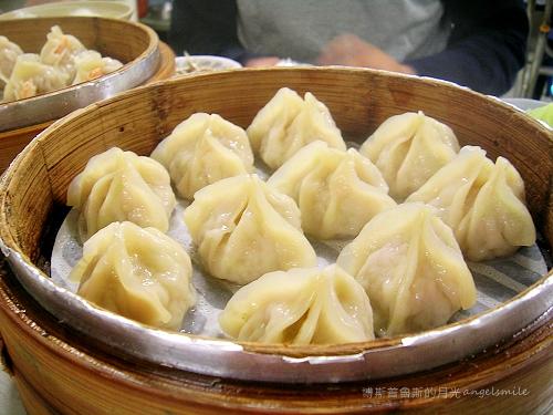 亓家蒸餃 - 高麗菜蒸餃