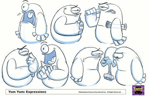 Yum Yum Expressions