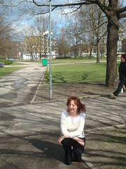 It was...brrr...cold outside (Ievinya) Tags: me myself spring es ich pavasaris jelgava i ievinya firstgreen pavasars