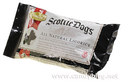 Gimbal's All Natural Scotty Dog Licorice