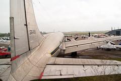 N44914 / 56498 Douglas C-54Q Skymaster (DC-4) (PaulHP) Tags: airplane aircraft north aeroplane planes gathering douglas warbirds w