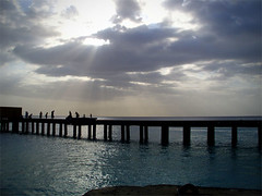 Crash Beach, Aguadilla, Puerto Rico (BHagen) Tags: ocean sunset beach puertorico playa tropical aguadilla playacrashboat