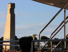 ... incontri un monumento (FranK.Dip) Tags: desktop sea wallpaper italy boat fishing italia mare barche salento puglia vacanze brindisi sfondo sfondi monumentoalmarinaio villaggiopescatori frankdip