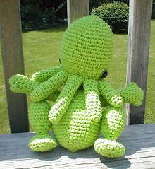 full1 (Concertina3) Tags: crochet cthulhu amigurumi hplovecraft concertina3