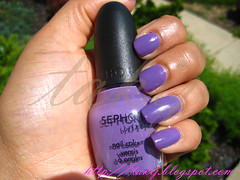 Sephora by OPI Iris I Was Thinner