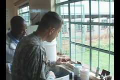 [video] U.S. Army Medical Research Unit - Improving malaria diagnostics, Kisumu, Kenya 05-2010 (US Army Africa) Tags: africa walter reed tanzania force kenya peoples medical health research combat continent defense malaria nigerians africom