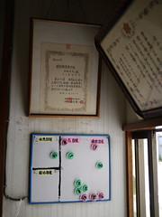 Certificates (Queen Hotel)