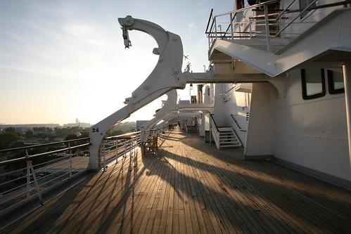 Cubierta De Botes Del titanic 2