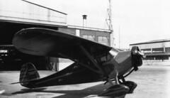 Mono Aircraft : 110 : Monocoupe (San Diego Air & Space Museum Archives) Tags: aviation aeronautics sdasm