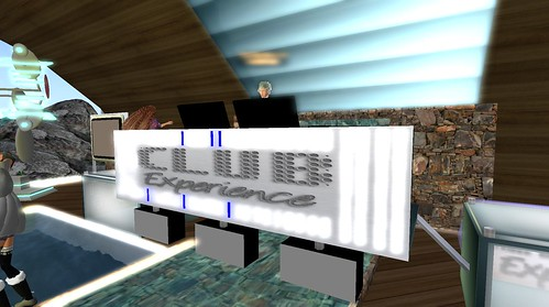 club experience virtual metaverse