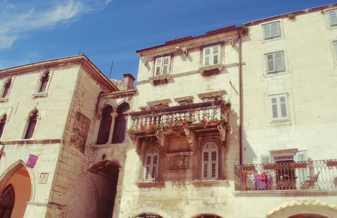 Kroatien - Split