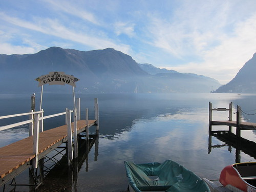 I did not photoshop this - Lake Lugano