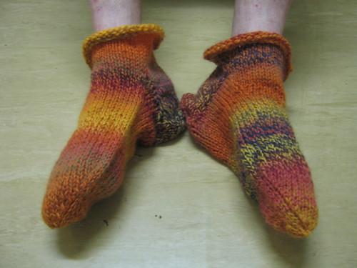 Fuzzy Feet! (5)