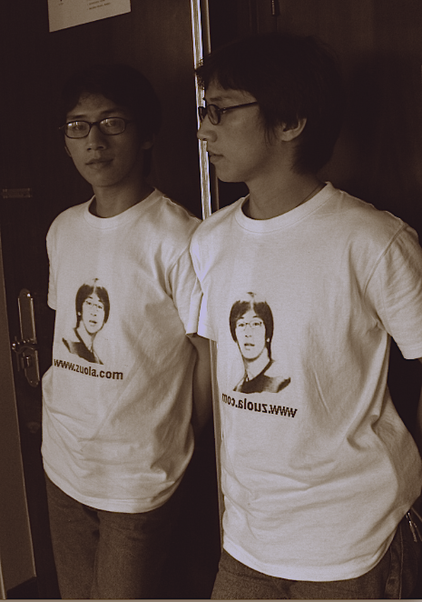 佐拉牌T恤