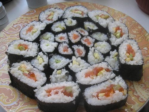 I've made sushi. They are great!