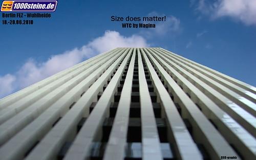 Lego TSL 2010: WTC