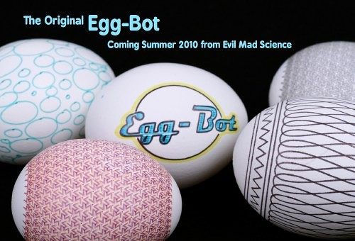 Eggbot kit - preview 2