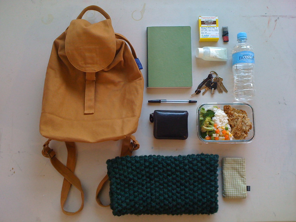 Things in my bag