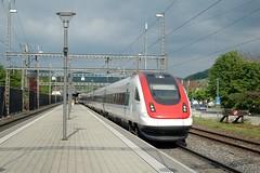 🇨🇭 Gelterkinden (Wesley van Drongelen) Tags: train zug sbb trein ffs icn cff gelterkinden