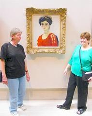 Three Maria's at the Met (Stanley Zimny (Thank You for 37 Million views)) Tags: nyc woman ny newyork art museum painting three maria met marias metropolitanmuseumofart