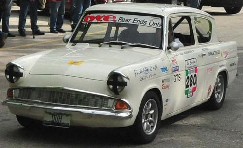 60s Ford Anglia