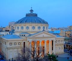 Ateneul Român, Bucureşti, România