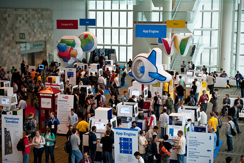 Google IO 2012 photo videos venue date announced