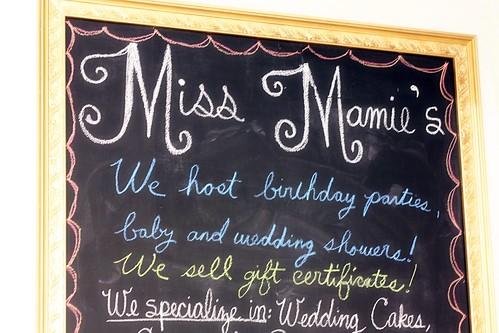 miss mamie's