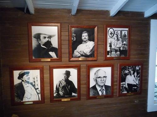 7 master distillers at jack daniel's.