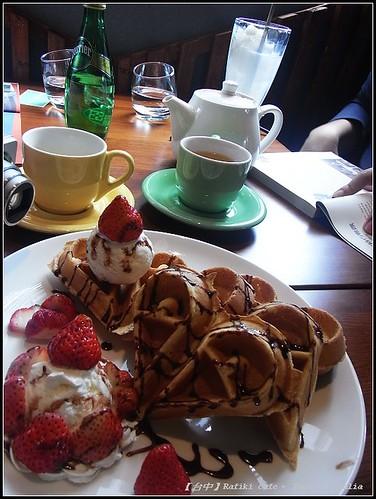 你拍攝的 Rafiki cafe (10)。