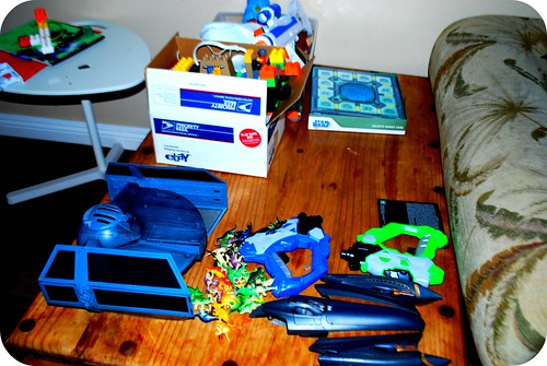"Angry Kid's ""Hoarding"" Mess"