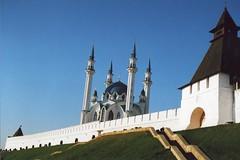 Казань. Татария (varfolomeev) Tags: 2005 church russia россия церковь
