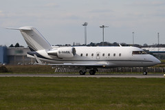 G-HARK - 5646 - Private - Canadair CL-600-2B16 Challenger 604 - Luton - 100413 - Steven Gray - IMG_9856