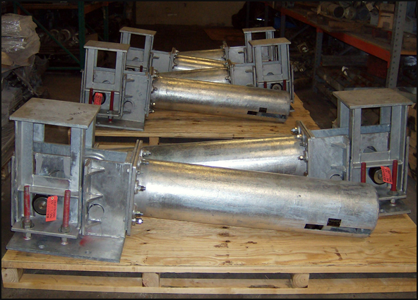 "80"" U-Type Constants for a Power Plant"