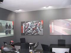 Aprillia Store using X-Board