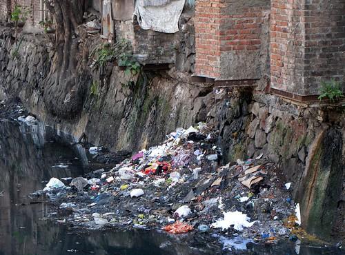 Dharbi Slum Moat