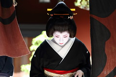 travel / kyoto / geisha / beautiful / japanese / woman / japan / canon 7d  (momoyama) Tags: travel woman beautiful beauty japan canon japanese kyoto explore geisha 7d frontpage
