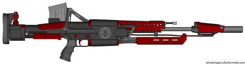 IWA-Archangel Ultima Rifle