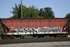 Siber & Jinas (Hear45) Tags: railroad minnesota train graffiti minneapolis mpls twincities mn freight aerosolart graffitiart 612 siber fr8 jinas benching freightgraffiti freightart fr8art fr8graffiti
