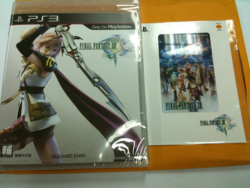 FF XIII PS3