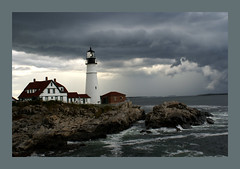 Portland Head Lght 1 (edearmitt) Tags: lighthouses photographer lighthouselovers sony group llovemypic