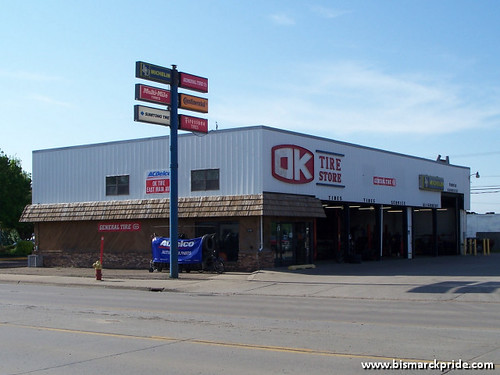 OK Tire Store - Bismarck, North Dakota