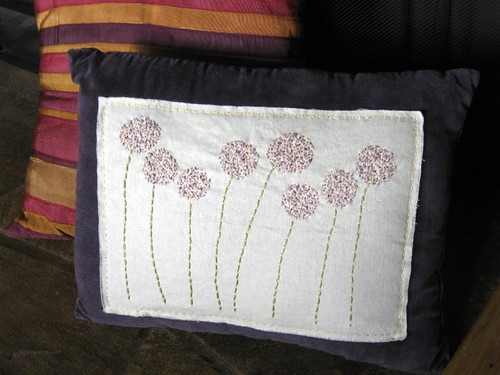 Wild Bunches Pillow