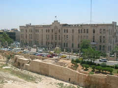 Courthouse -   (yas784) Tags: old city citadel east syria middle orient aleppo  syrie moyen alep suriye       saadallah