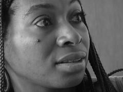 Sorpresa (Gefe01) Tags: mujer afro mirada rostro sorpresa trenzas afrocolombiana
