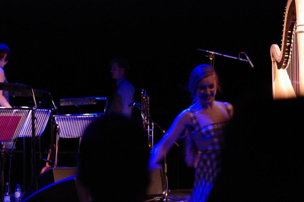 Joanna Newsom @ Melkweg, Amsterdam